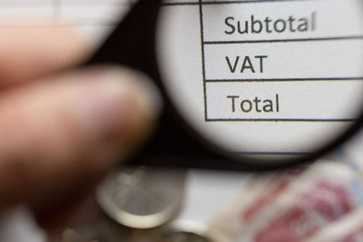 vat security notice advice